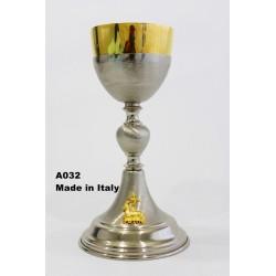 Traditional smooth calyx Cup diameter 22 cm H 9 cm PYX ARTICLE 173