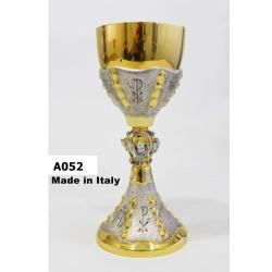Baroque glass 23.5 cm H 8.5 cm Cup CIBORIUM ART 190