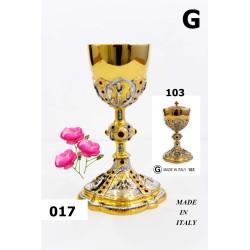 PyX chiseled Cup diameter 12 cm: H 13 cm