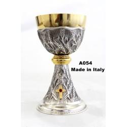 Tiribolo + smooth or ziginato ship 12.5 cm diameter 17 cm H.