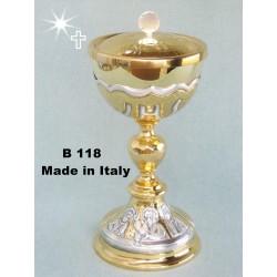Porta turibolo regolabile in altezza H 116 cm