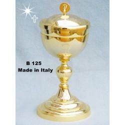 Chalice with Welded H 20.5 Olive 9 cm Cup CIBORIUM ART B 113
