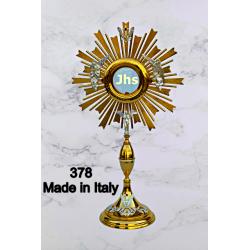Chiseled glass 18 cm H 9 cm Cup CIBORIUM ART 199