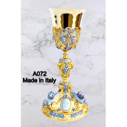 Ostensorio in fusione H 55 cm