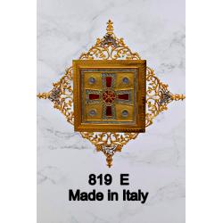 Traditional chalice Cup diameter 9.5 cm serrated H 21 cm PYX ART 165