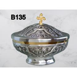 Single cup chalice fusion foot h 8.5 cm 17.5 cm Cup CIBORIUM ART 184