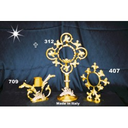 Chandelier in cast with Angel based on a famous 1 H 14 cm