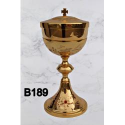 Modern chalice H 19 9.5 cm Cup CIBORIUM ART B 126