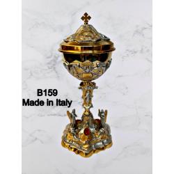 Engraved Goblet H 22.5 cm 9 Cup CIBORIUM ART B 136