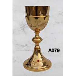 Similar to the Chalice ciborium A034 H 23 cm 11 cm Cup