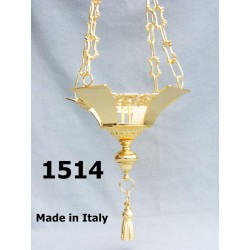 Suspension lamp in a modern style H 90 cm 24 cm diameter 8 cm CANDLE